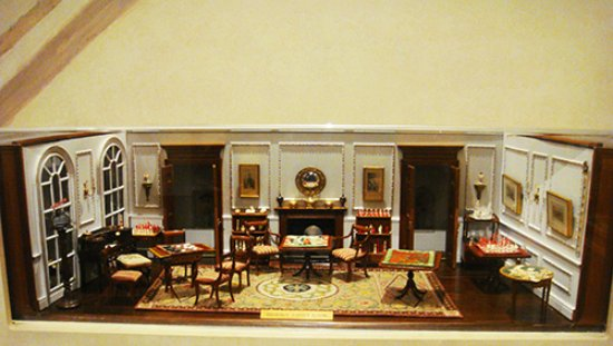 Nunnington, UK: another lovely miniature room in the house