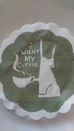 I want my coffee!