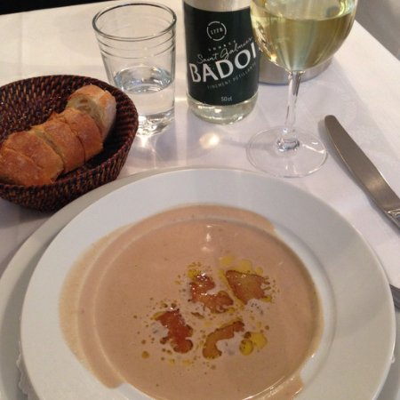 Le Hangar : The lentil soup - DON'T miss it
