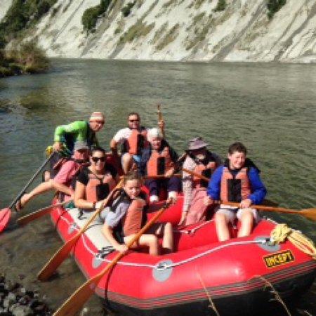 Raft Kayak Camp Photo