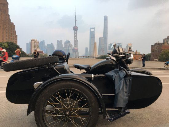 Insiders-Shanghai Private One-day Tour: Bund view