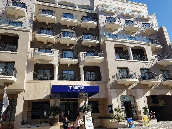 Maritim Antonine Hotel And Spa Tripadvisor