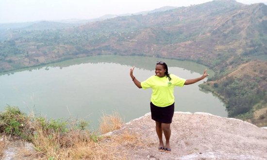 Uganda Crater Lakes Tours: These twin lakes are so amazing, just nature theraphy