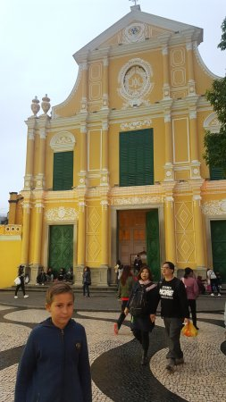 St. Dominic's Church: Portugal in Macau