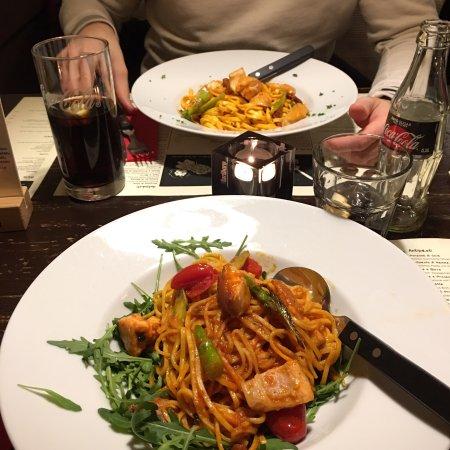 . Pasta Bochum   Viva la Mamma   Mitte   Restaurant Reviews  Photos