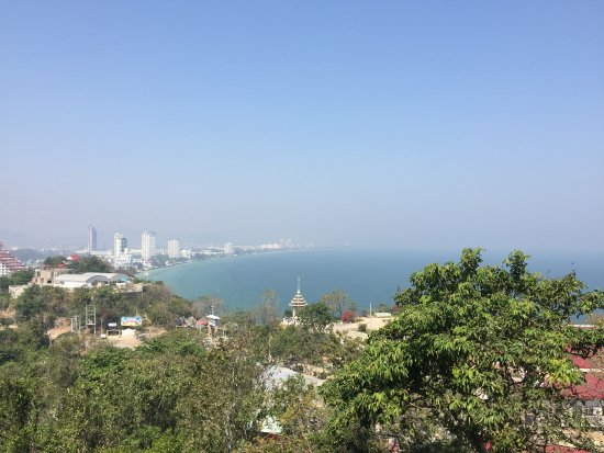 Chopsticks Hill (Khao Takiab): View from the top