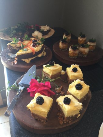 De Oude Kraal Country Estate and Spa: Cakes