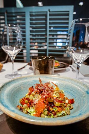 Blau Bcn Barcelona L Antiga Esquerra De L Eixample Menu Prices Restaurant Reviews Tripadvisor