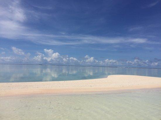 Chuuk, Federated States of Micronesia: トラックラグーンの果てです。