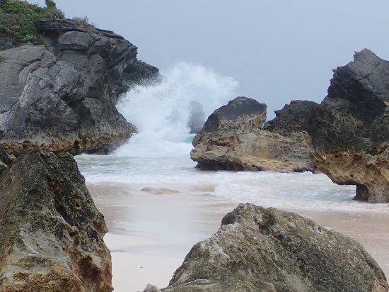 Elbow Beach, Bermuda-billede