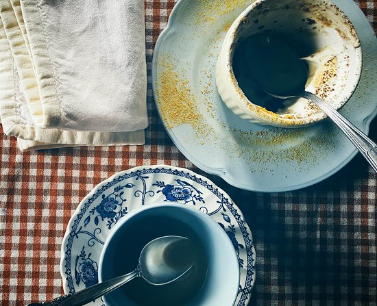 Sofia Region, Bulgarien: teacups