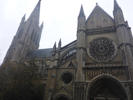 Saint Martin's Cathedral: Beautiful Ypres Cathedral