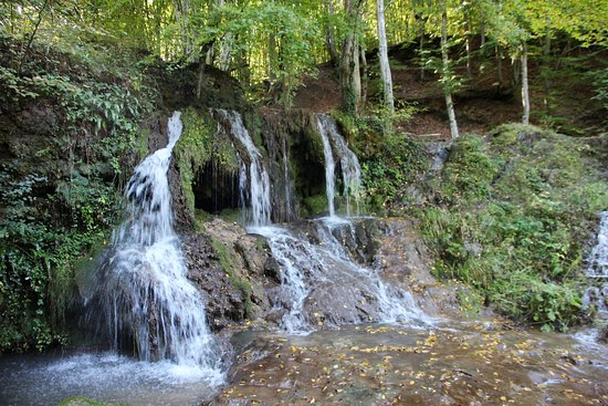Malko Tarnovo, Bulgaria: Neben-Wasserfall
