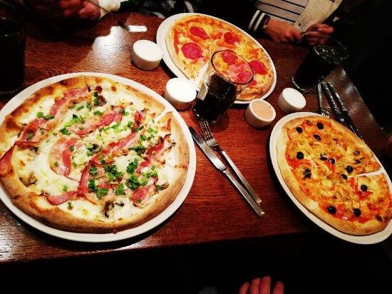 Amadeo II Pizzeria: 😋