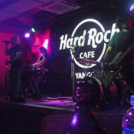 Hard Rock Cafe Yangon