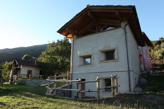 La casa di paglia b b verrayes prezzi 2019 e recensioni - Casa di paglia ...