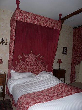 Noyant-de-Touraine, Frankrig: Chambre RAbelais