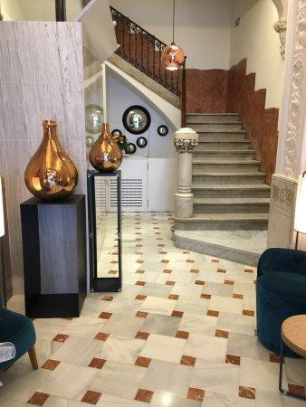Ona Hotels Mosaic La Entrada Del Hotel