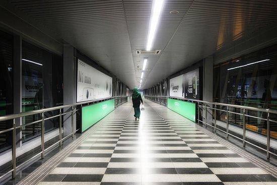 KLCC - Bukit Bintang Pedestrian Walkway