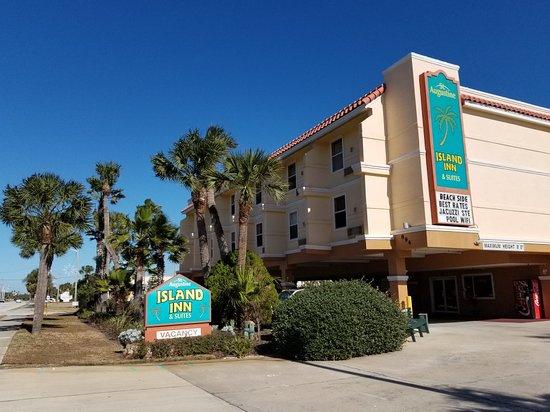 St Augustine Island Inn : 20180115_131252_large.jpg