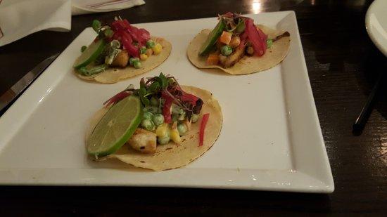 Maya : Mahimahi tacos