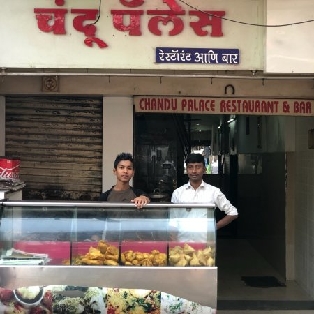 Chandu Palace Family Bar And Restaurant