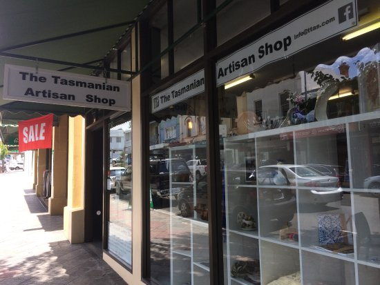 The Tasmanian Artisan Shop