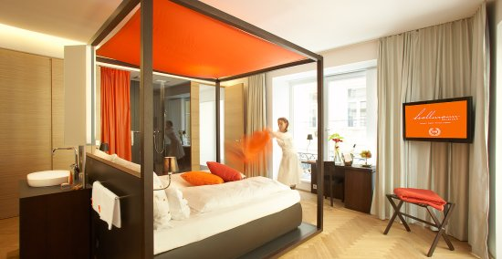 Hollmann Beletage Design & Boutique Hotel: Mezzanin XL room