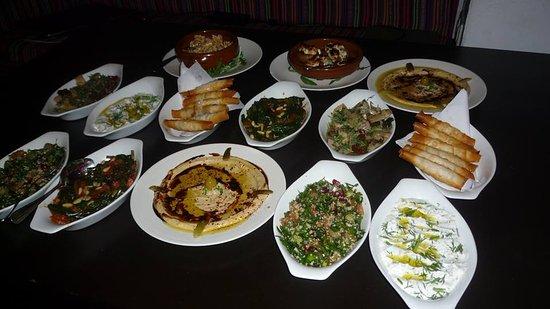 Tapas&Meze`s (Maydanoz restaurant mediterrane restaurant in Amsterdam)