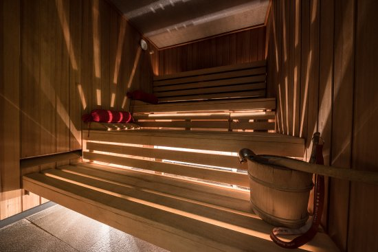 Hollmann Beletage Design & Boutique Hotel: Sauna