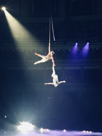 Quidam Cirque du Soleil, The Royal Albert Hall, London, England Photo