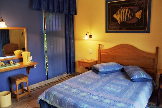 Mountjoy Guest Lodge: One of our 'Upgraded' rooms