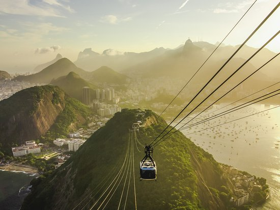Cover Photo for R Salcido's map collection, Rio