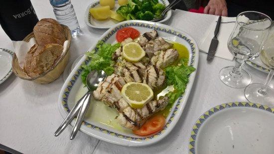 Pesce Alla Griglia Picture Of O Cacho Dourado Lisbon Tripadvisor