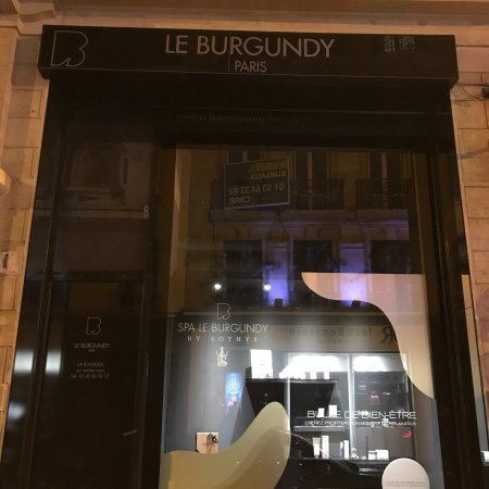 Spa Le Burgundy by SOTHYS