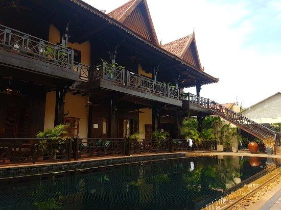 The SAMAR Villa & Spa Resort: 20180121_124629_large.jpg
