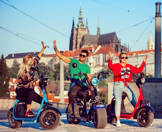 I Love Segway - Prague Ride