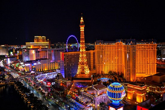 View From Balcony Of The Cosmopolitan Hotel Picture Of The