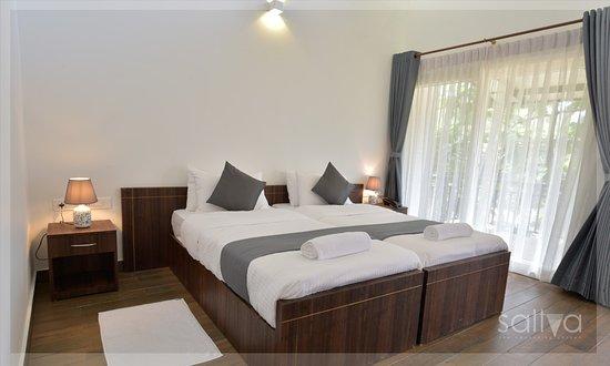 Room - Picture of Sattva-The Awakening Garden, Kakkadampoyil - Tripadvisor