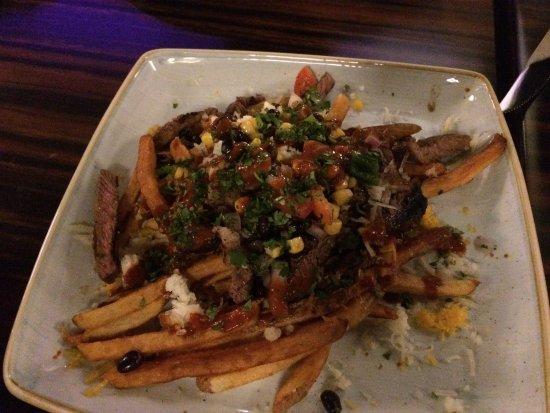 Carne Asada Fries Picture Of Seva Kitchen Billings