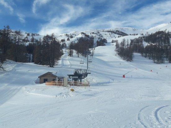 Seignus station de ski