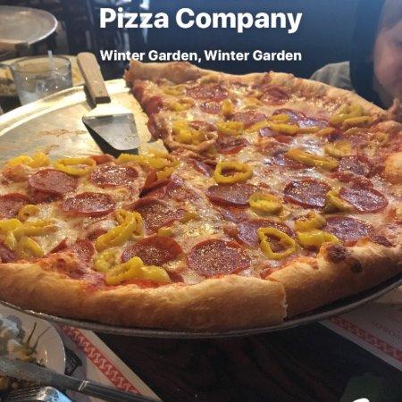 Winter garden pizza pasta menu prices restaurant - Best restaurants in winter garden ...