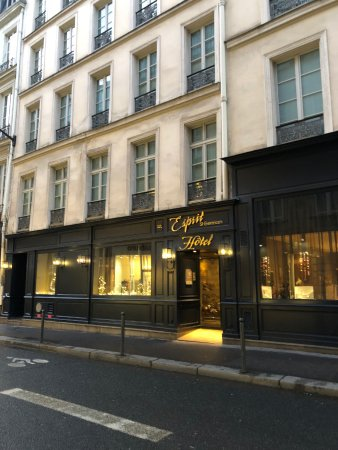 Hotel Left Bank Paris Reviews