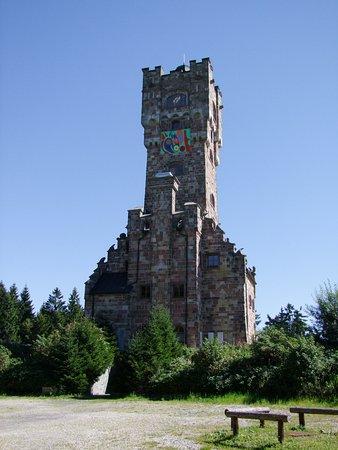 Lehesten, Γερμανία: Der Altvaterturm 03