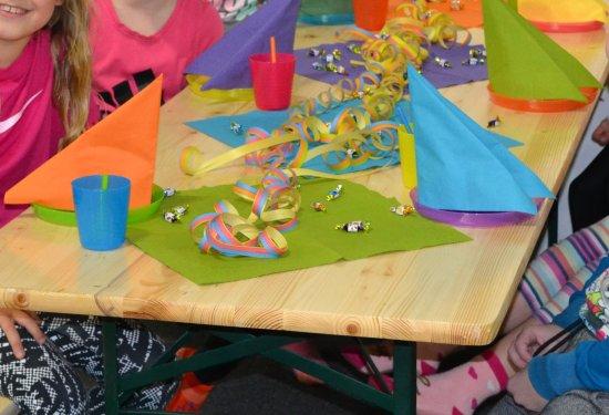 Kindergeburtstag feiern in Quickborn Indoortrampolinhalle