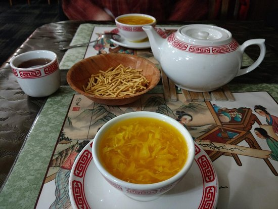Tomah, WI: Egg Drop Soup