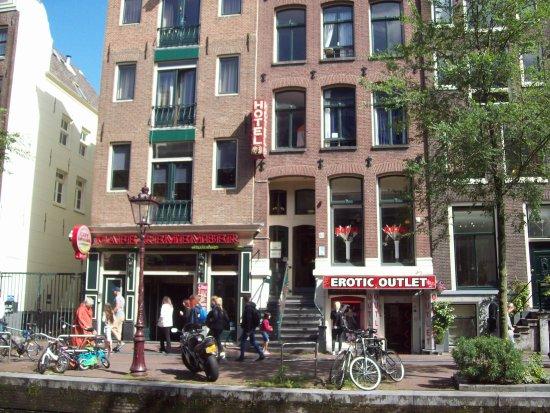 Фотография Hotel 83 Amsterdam