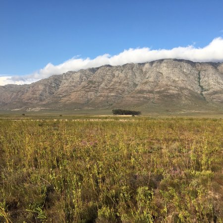 Hermon, Южная Африка: Some spectacular views at Bartholomeus Klip
