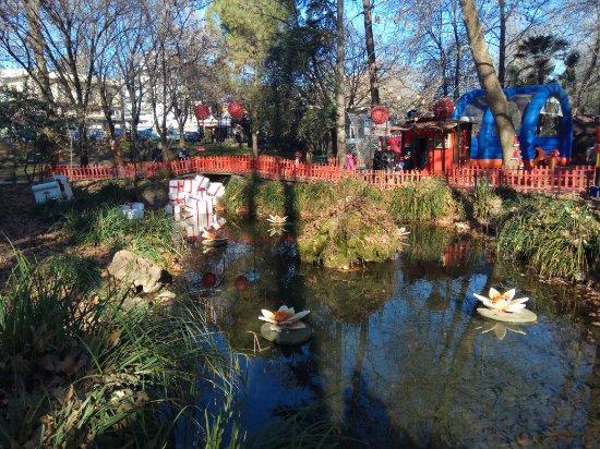 Municipal Garden of Drama