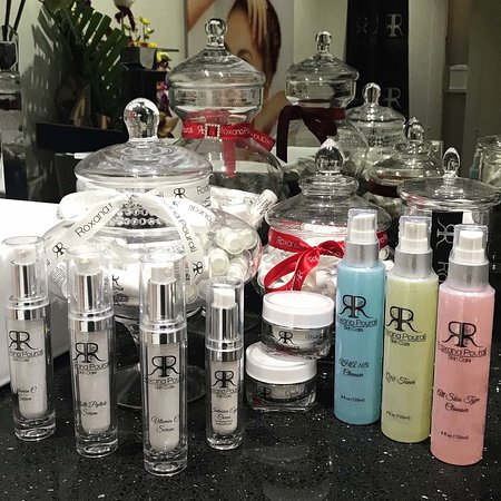 Roxana Pourali Celebrity Beauty Therapists